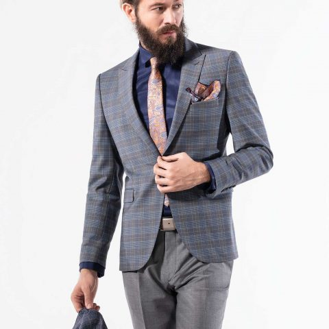 Vintage Anzug Broken Suit